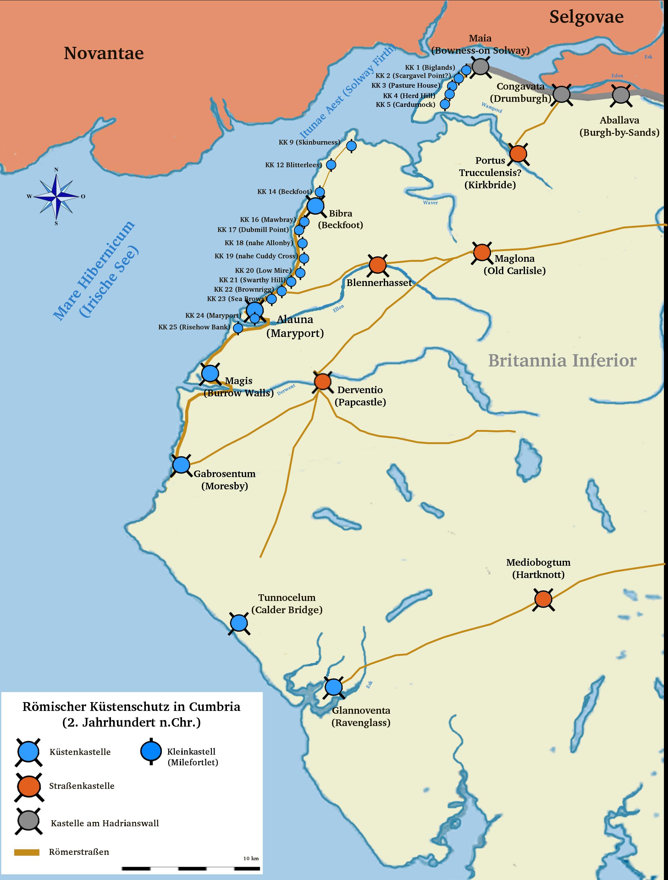 Hakenkreuze in Nordva