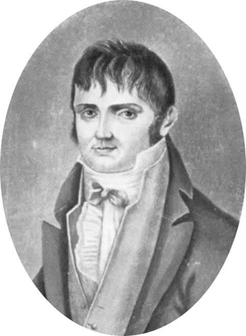 Depiction of Constantine Samuel Rafinesque