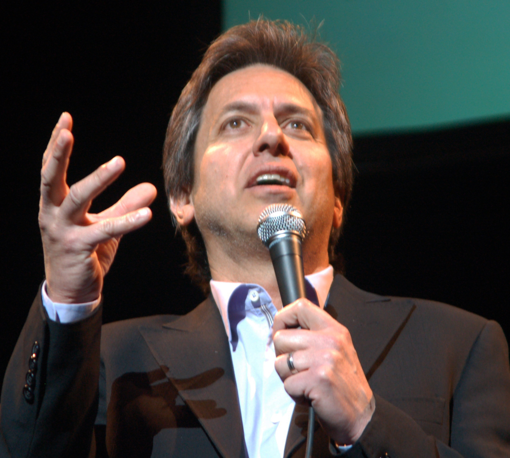 English: Ray Romano at the Night of Comedy 9 b...