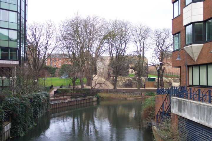Reading Abbey and River Kennet
