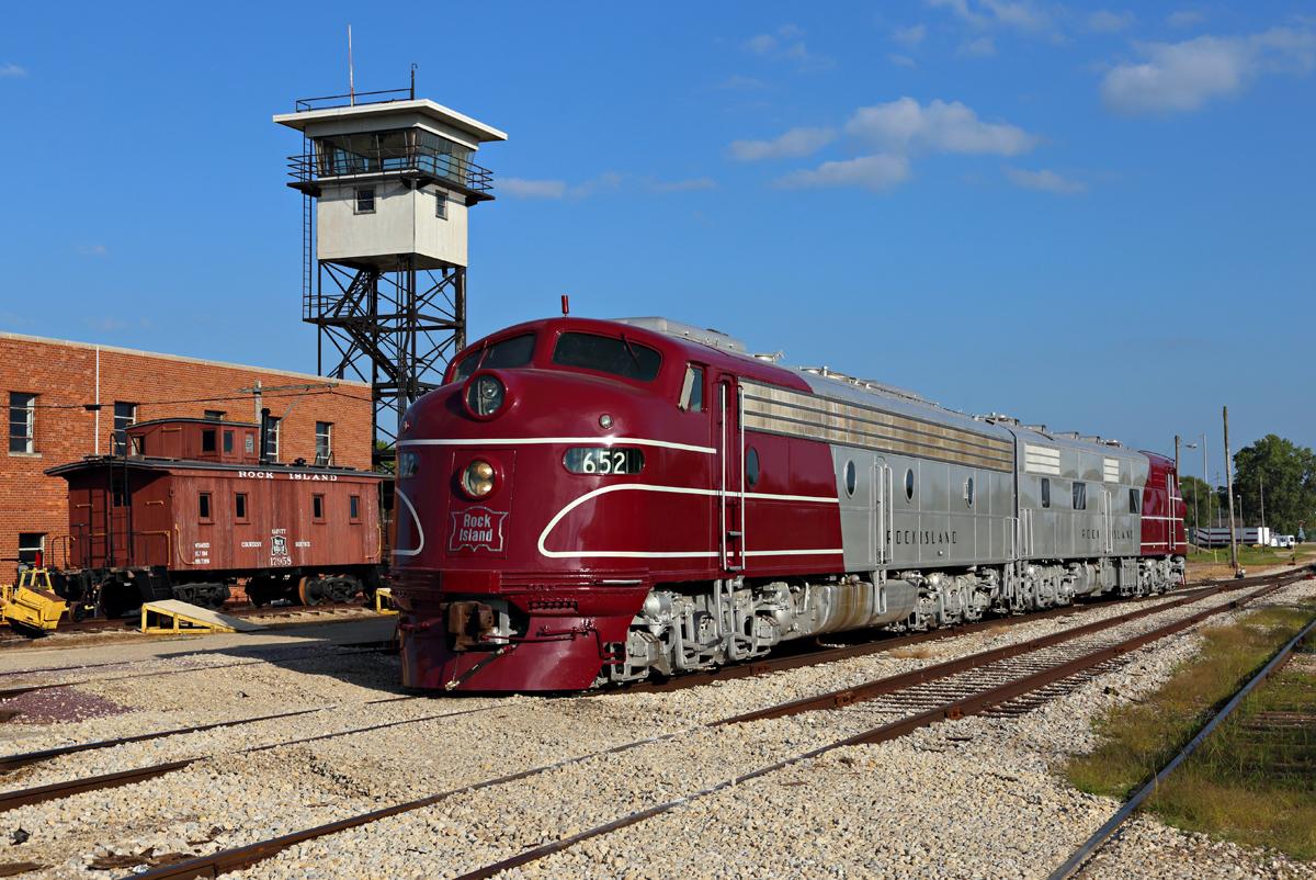 Rock Island Railroad Paxico Ks
