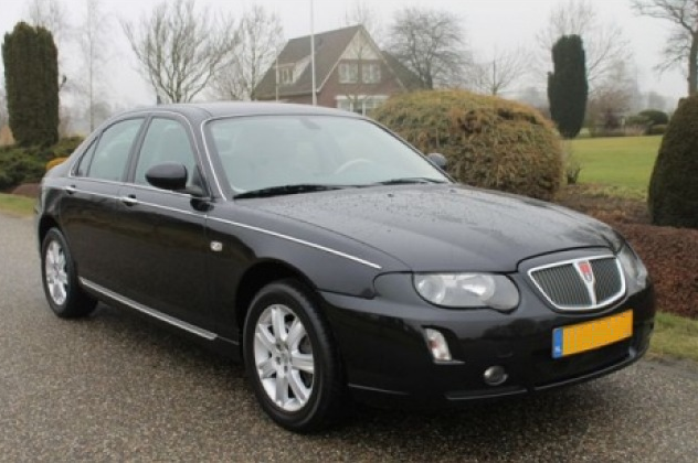 rover 75 wikipedia. Black Bedroom Furniture Sets. Home Design Ideas