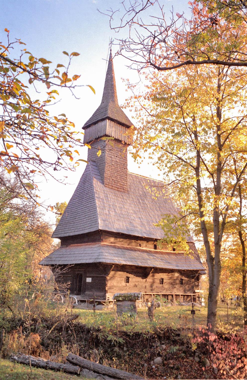 Wooden churches of Maramureș - Wikipedia