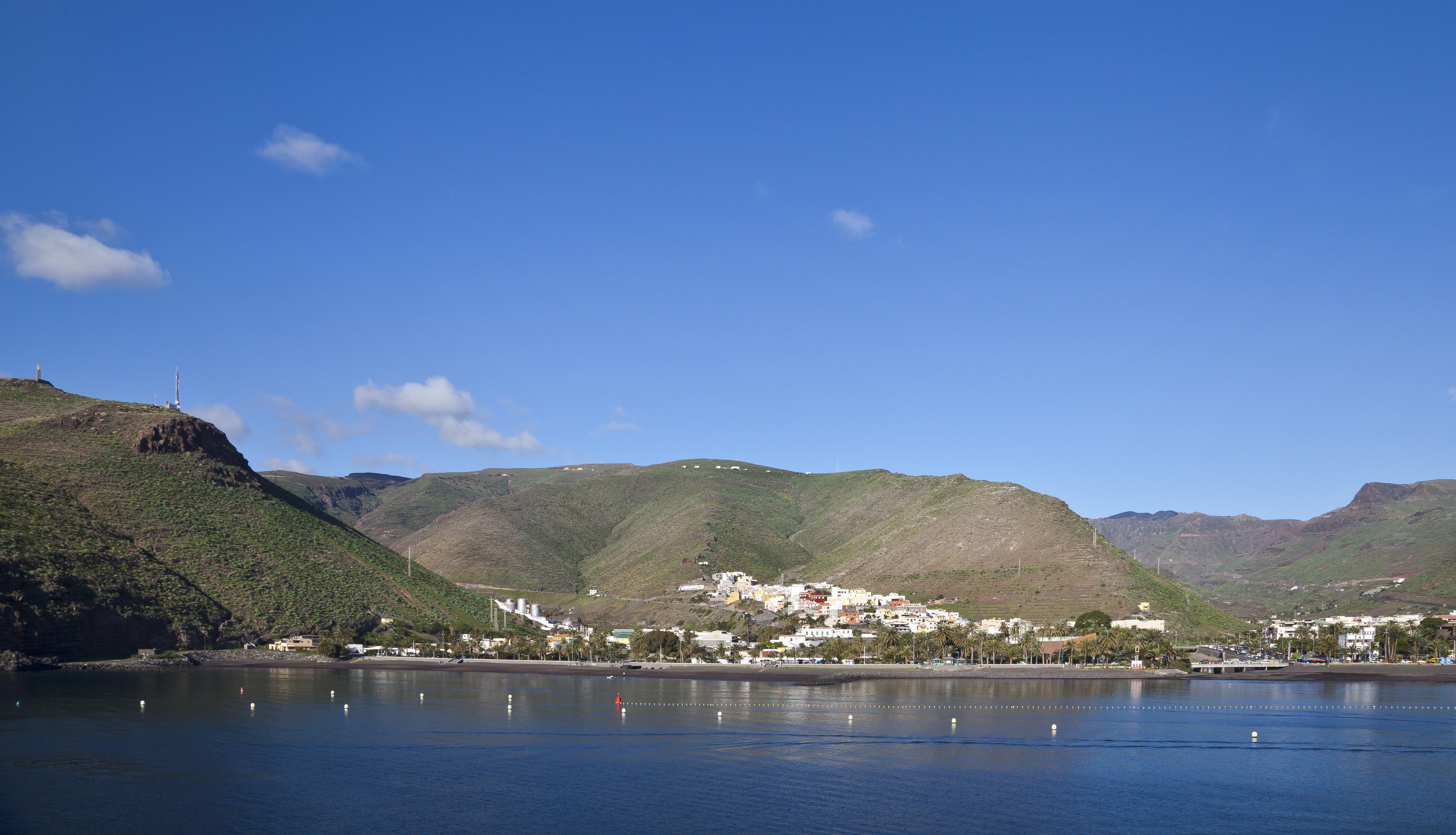 La Gomera Spain  city pictures gallery : San Sebastián de la Gomera, La Gomera, España, 2012 12 14, DD ...