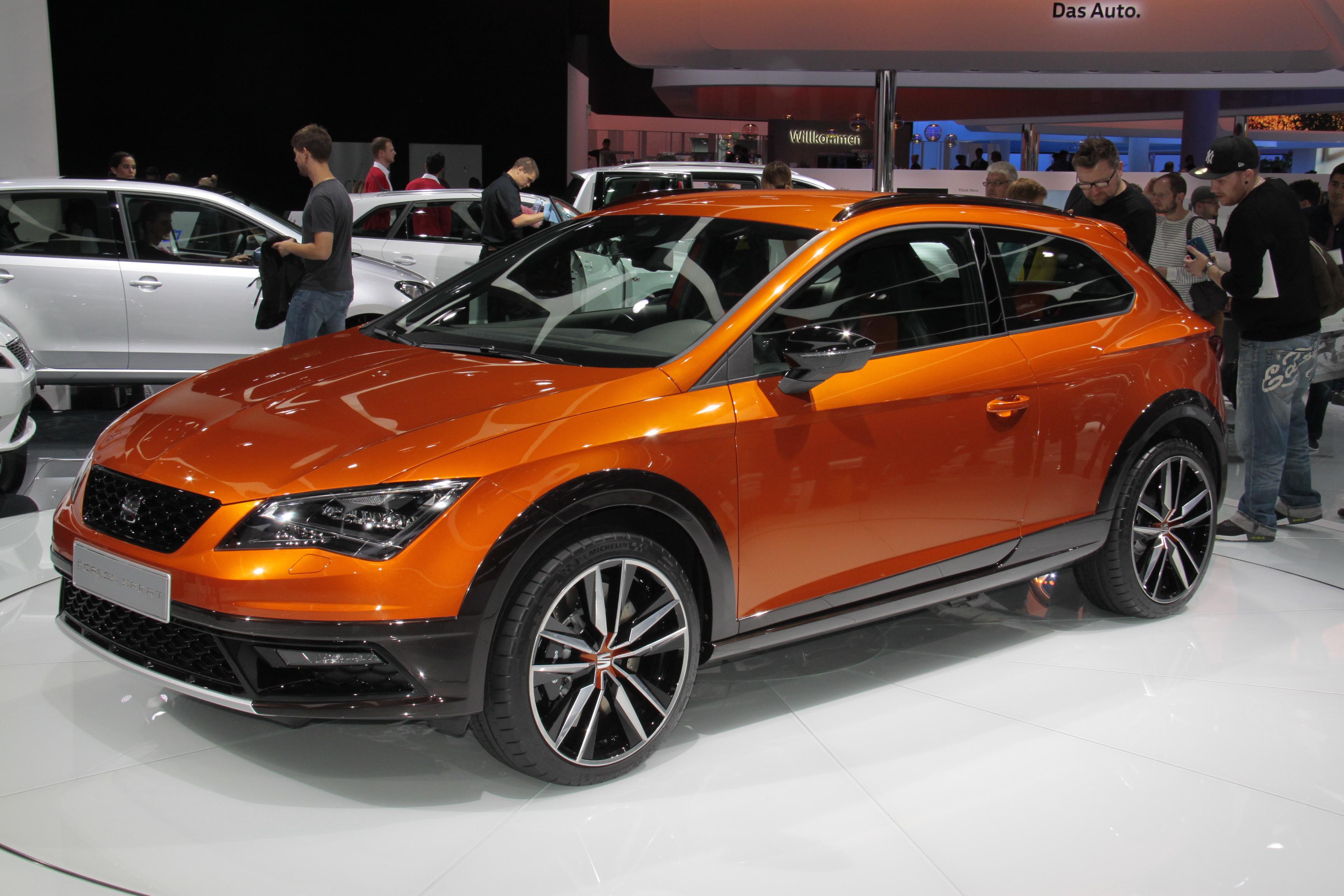 Seat León Cross Sport
