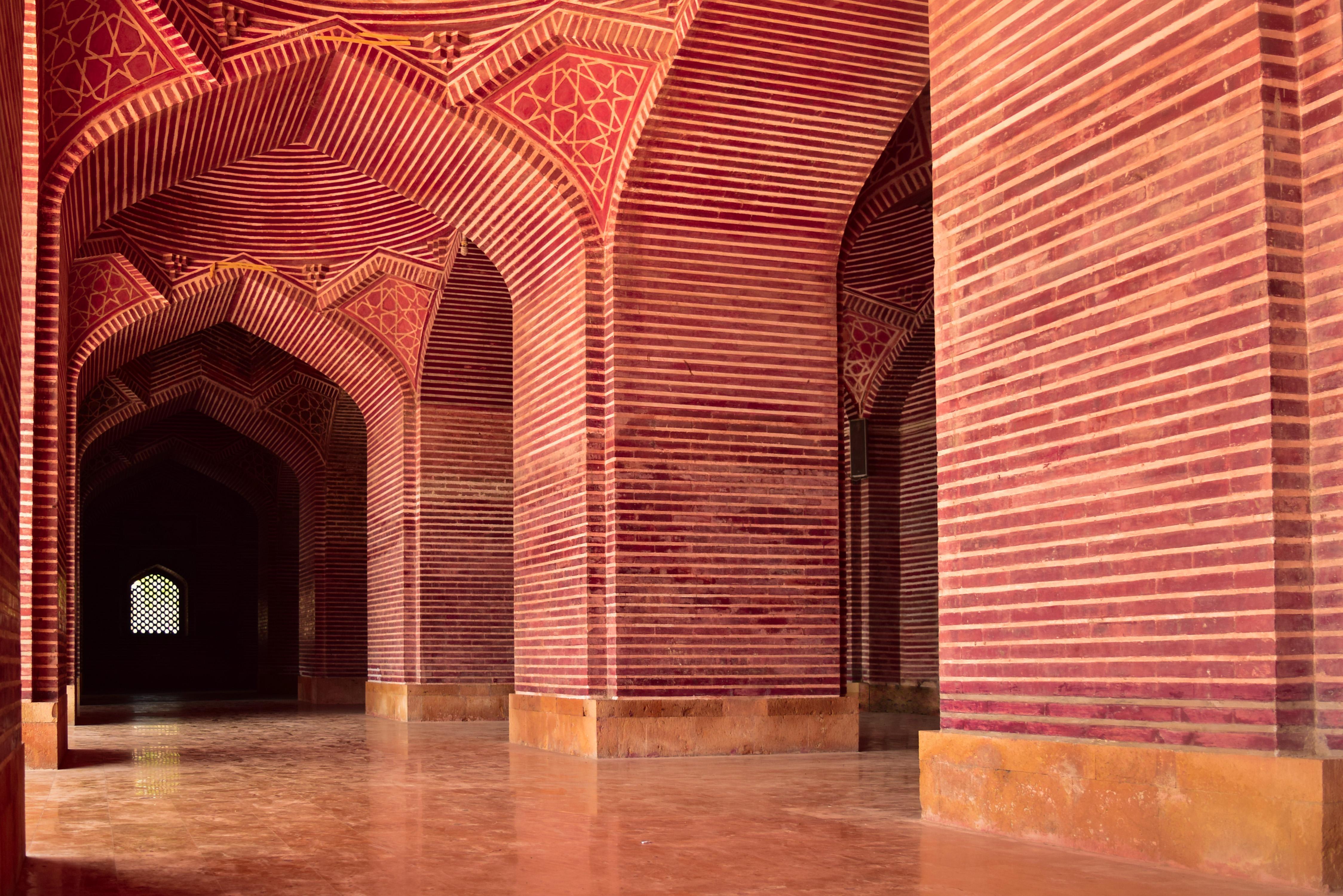 Mughal Architecture Interior