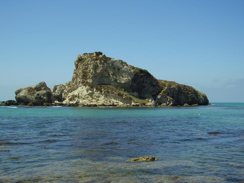 Spiaggia La Rocca Licata