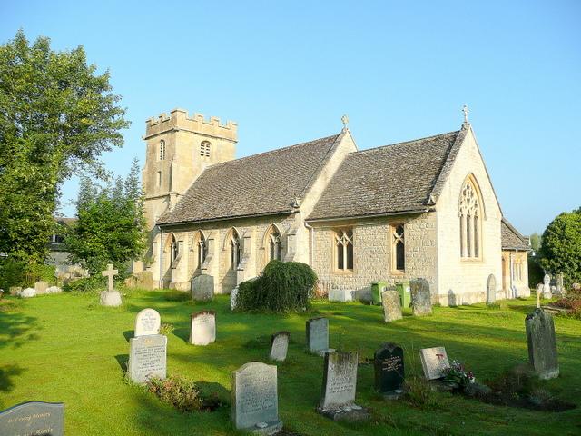 Photo of St. Mary and Corpus Christi church, Down Hatherley