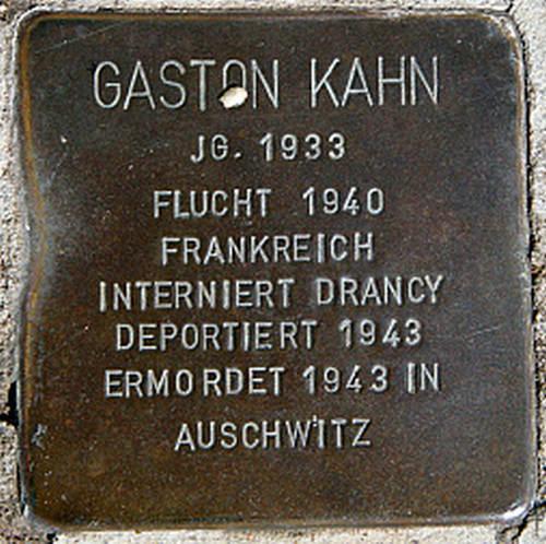 Stolperstein für Gaston Kahn.jpg