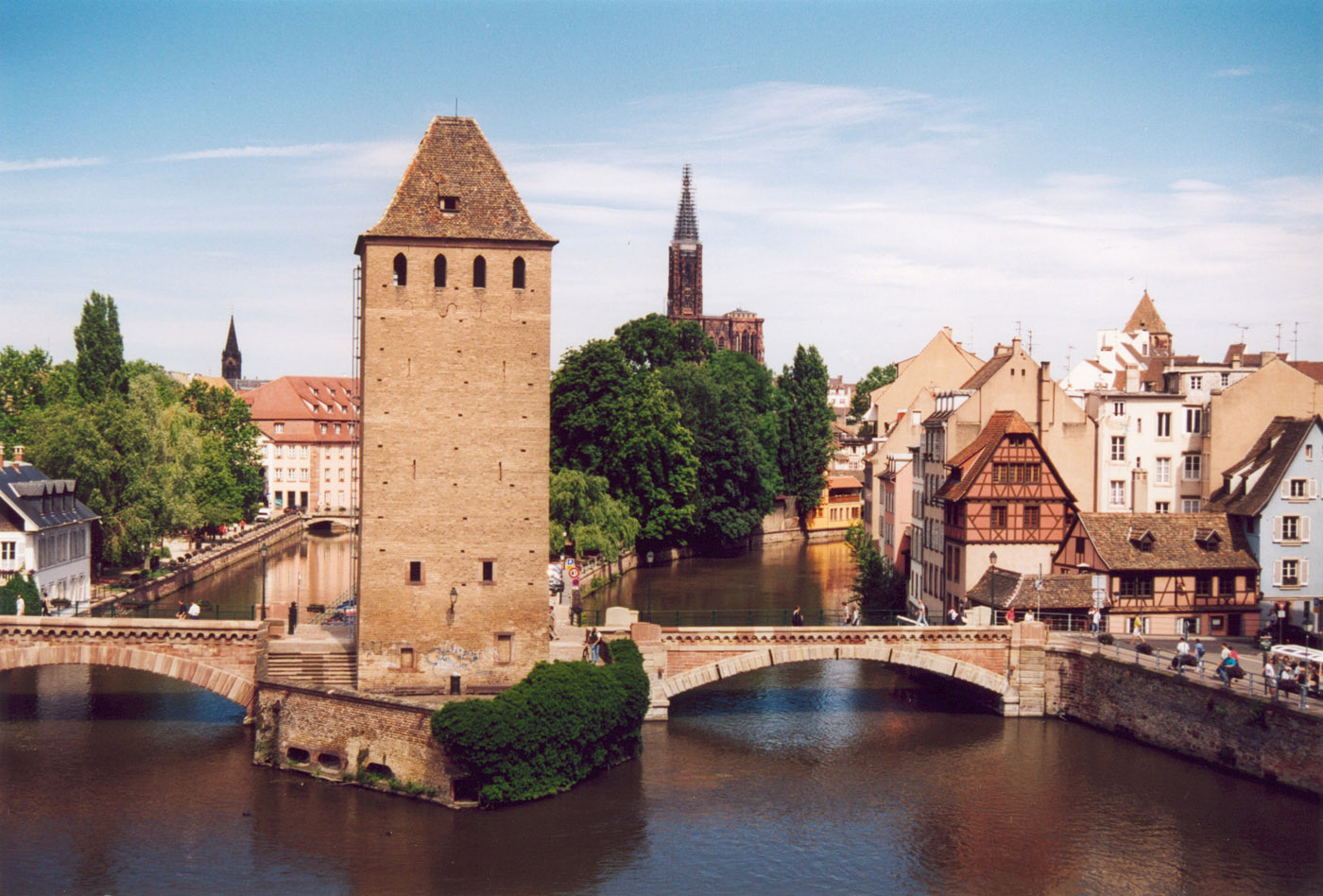 File strasbourg petite wikimedia commons - La plus belle piscine de france ...