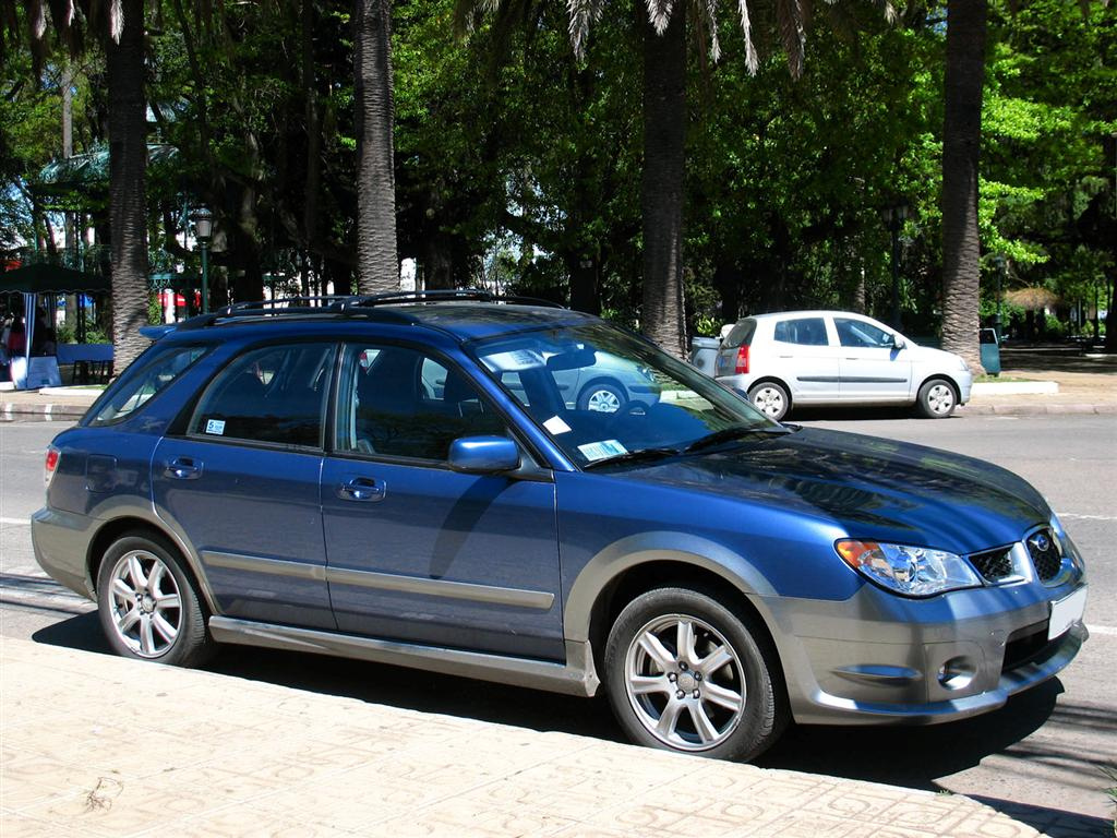 file subaru impreza outback sport wikimedia commons. Black Bedroom Furniture Sets. Home Design Ideas