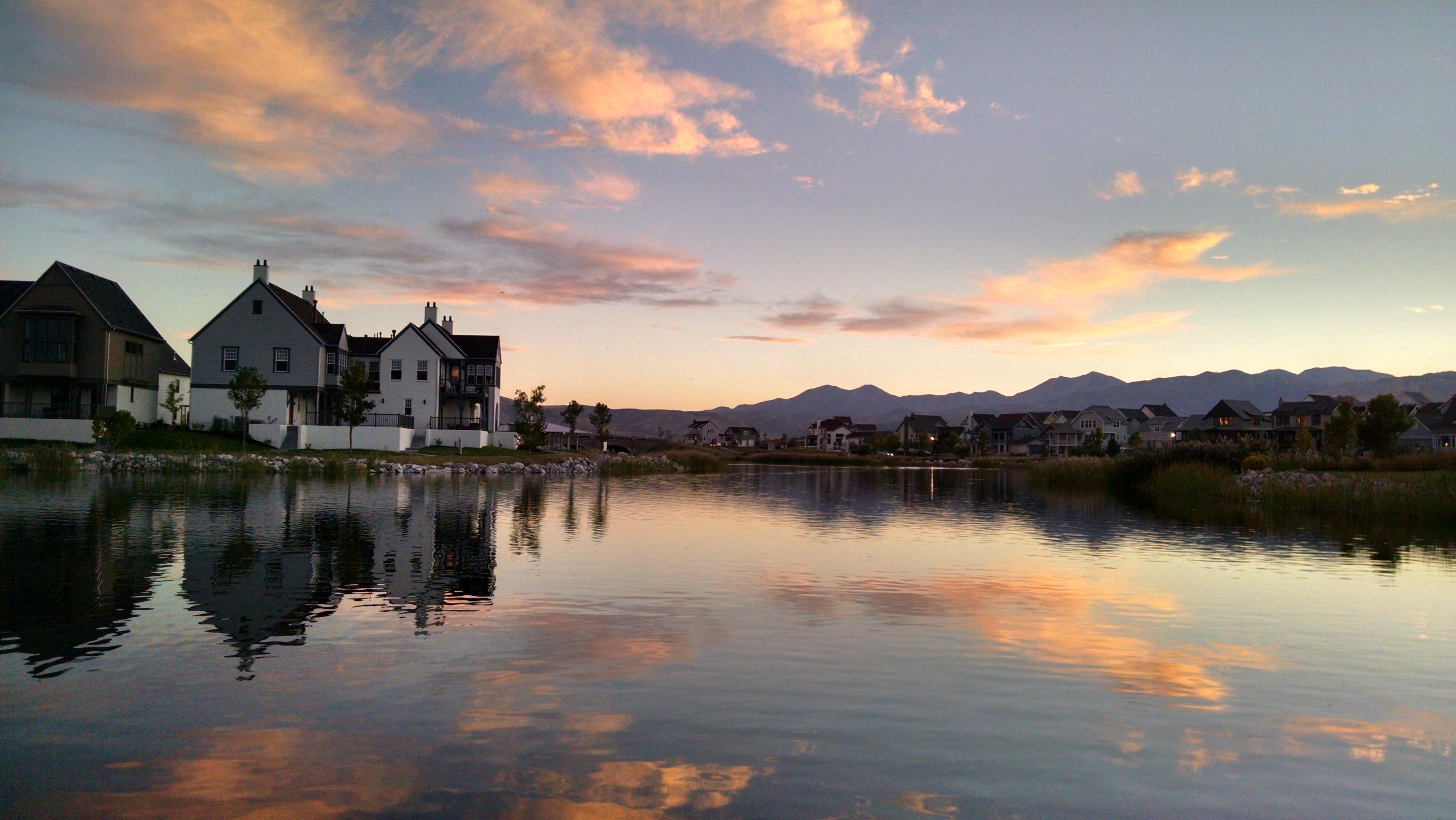 Daybreak Utah Homes