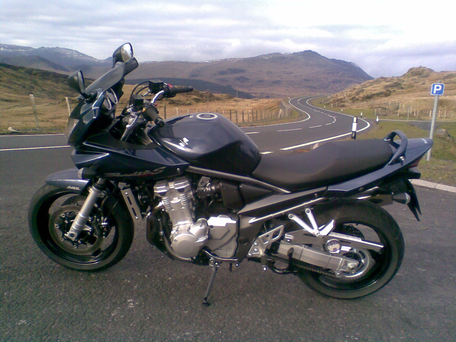Suzuki Bandit 1200 Motorcycles Wallpapers