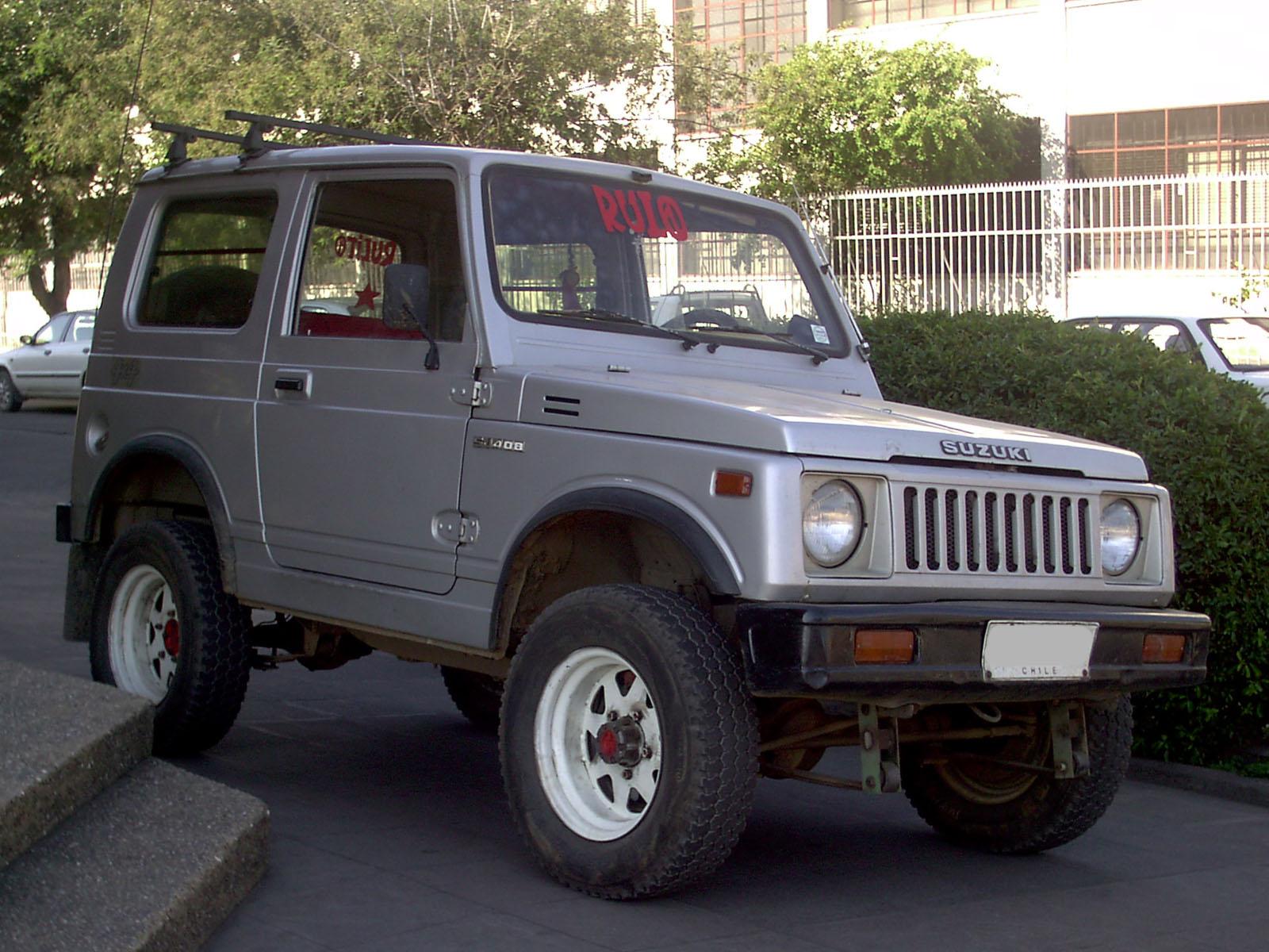 Suzuki Samurai Parts Ellijay Georgia