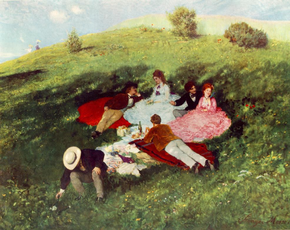 0abea1d031 File:Szinyei Merse, Pál - Picnic in May (1873).jpg - Wikimedia Commons