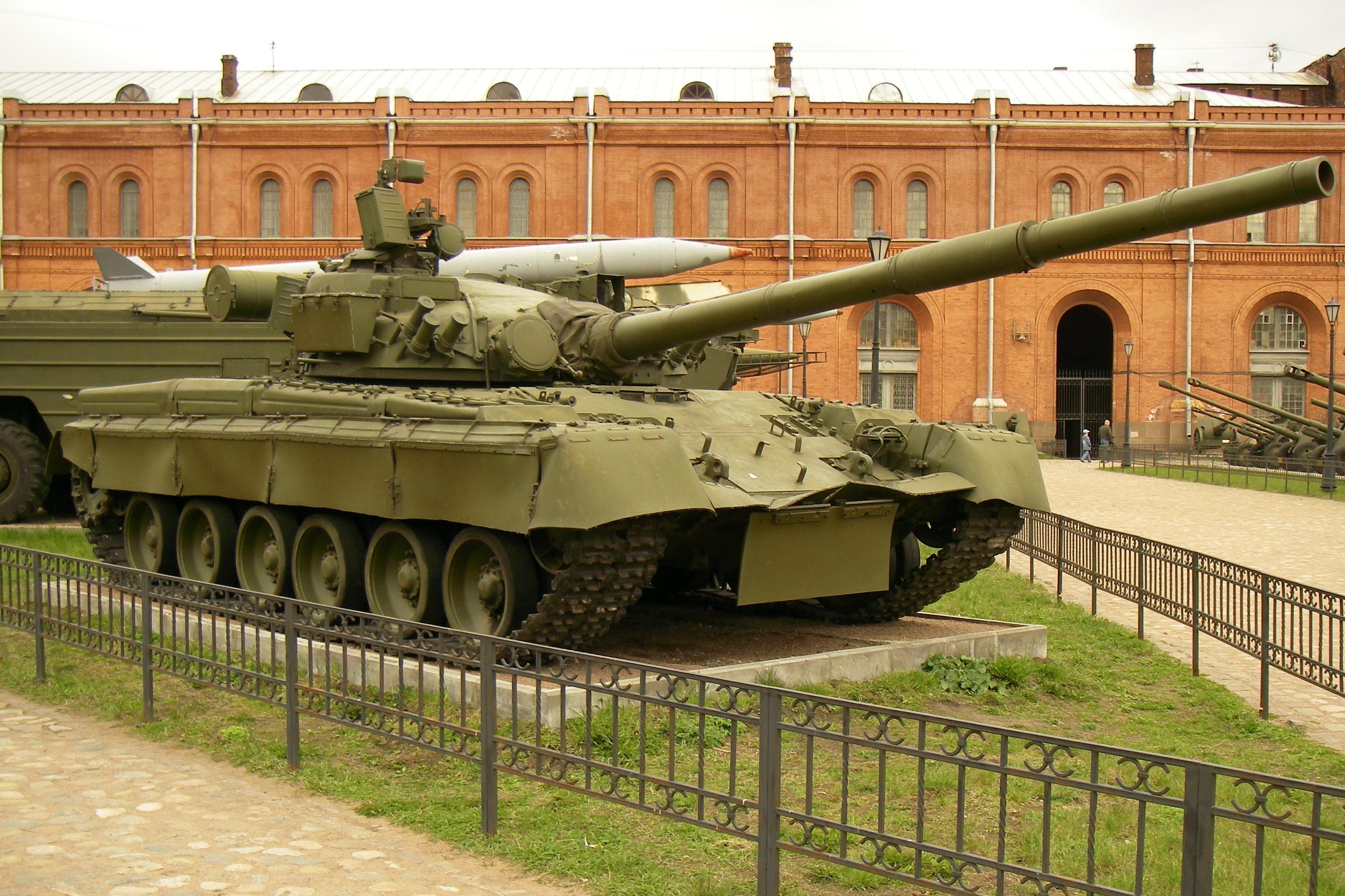 Т-80 танк