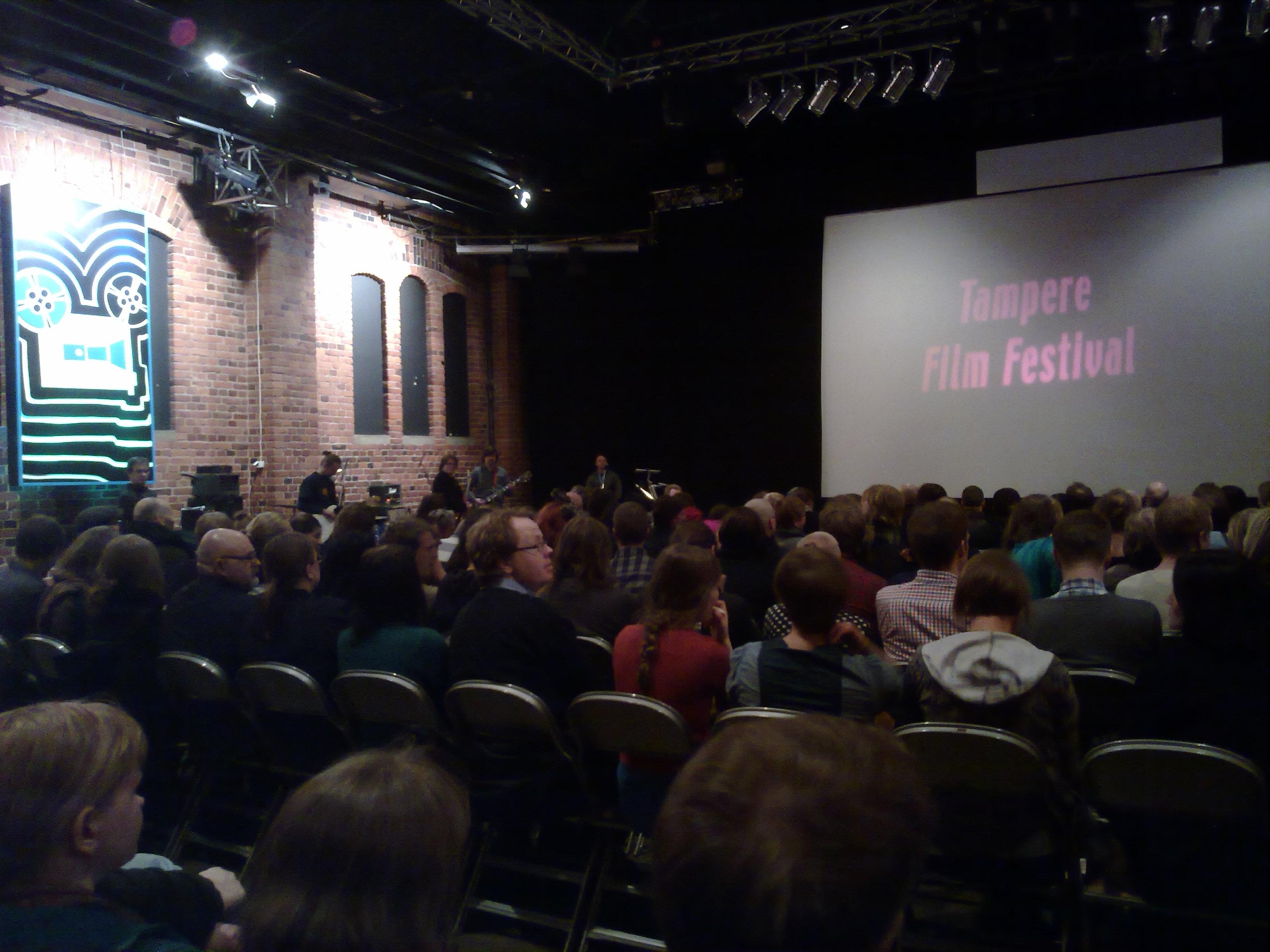 Tampere film festival wikipedia