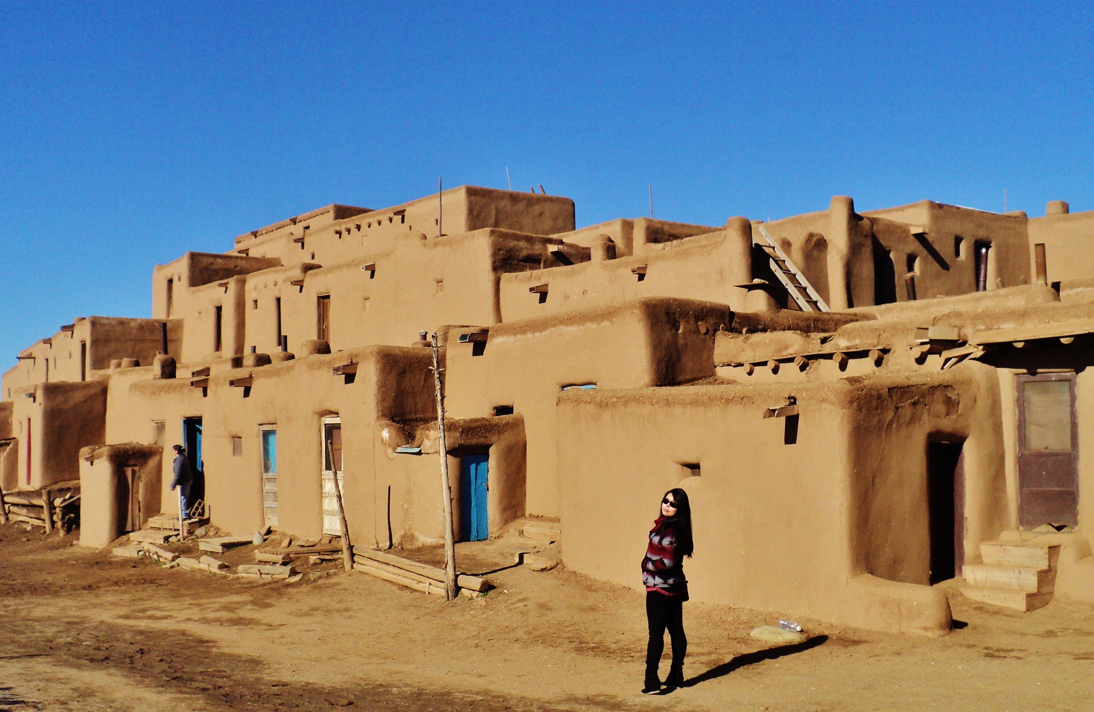 22 November 2016 Taos Pueblo