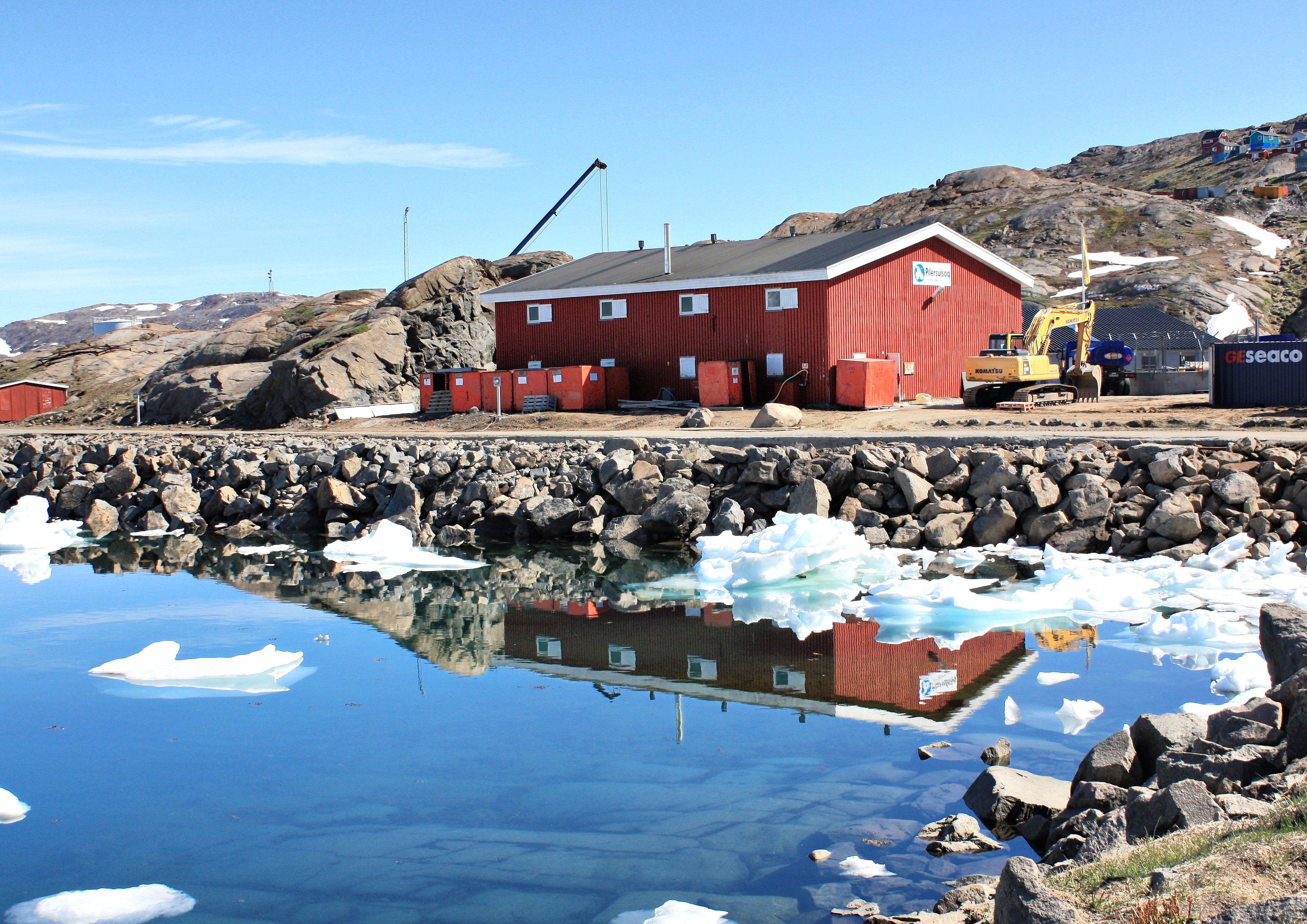 Travel Greenland Us