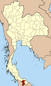 ヤラー県の位置