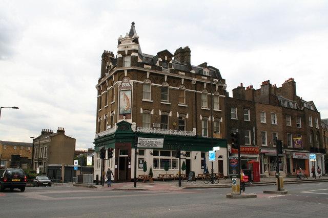 File:The 'Fox', Kingsland Road, London E8 - geograph.org.uk - 500218.jpg