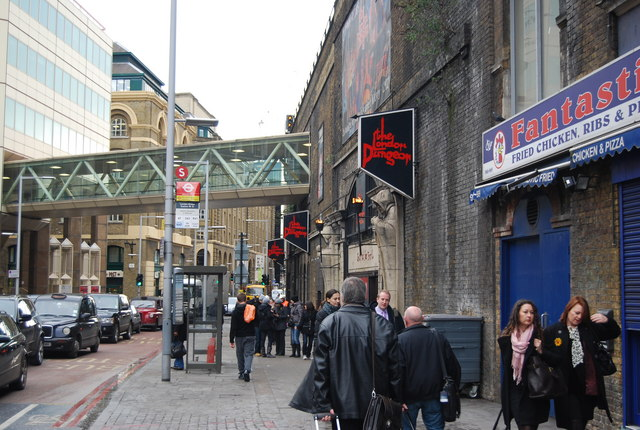 London Dungeon And Hotel Package