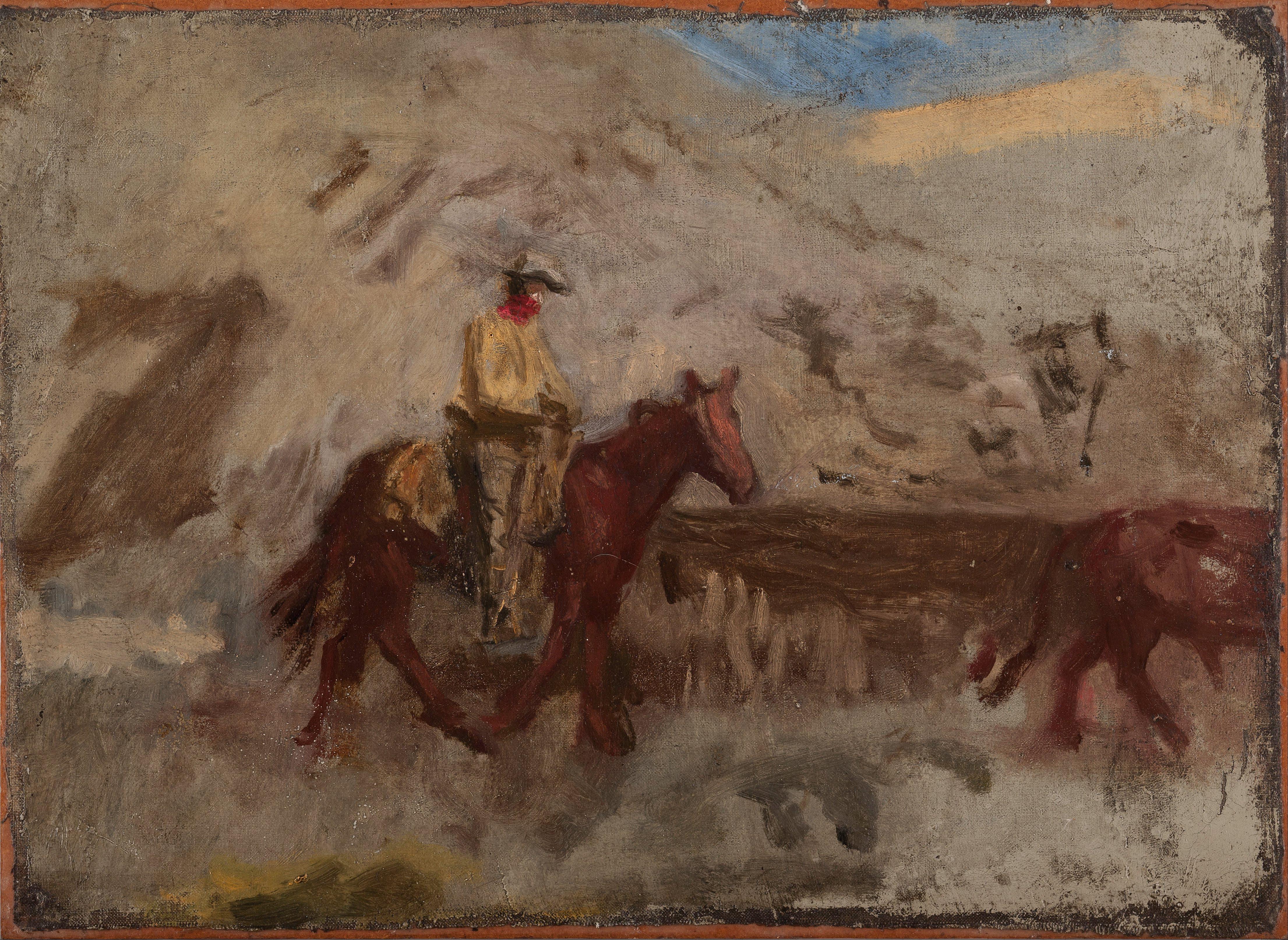 File:Thomas Eakins - S... Thomas Eakins Paintings