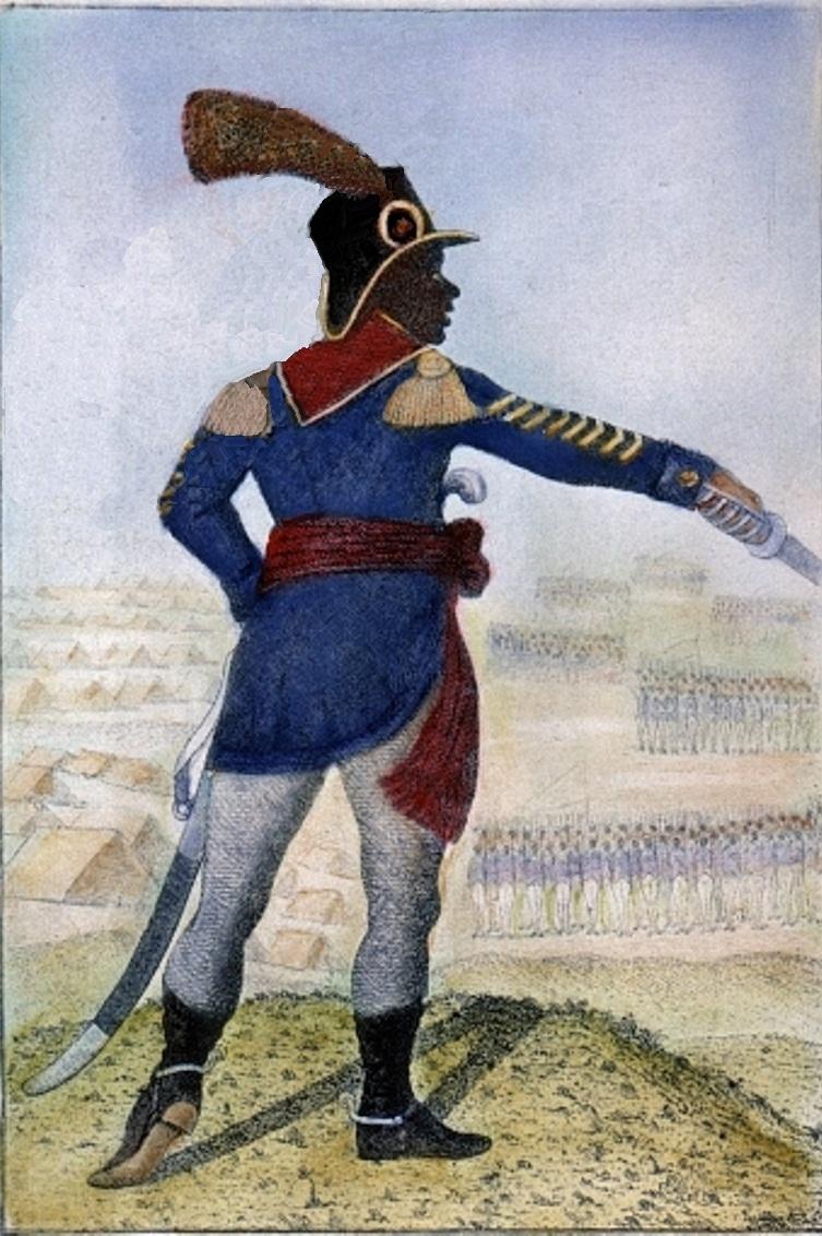 Toussaint O'Loverture, 1805