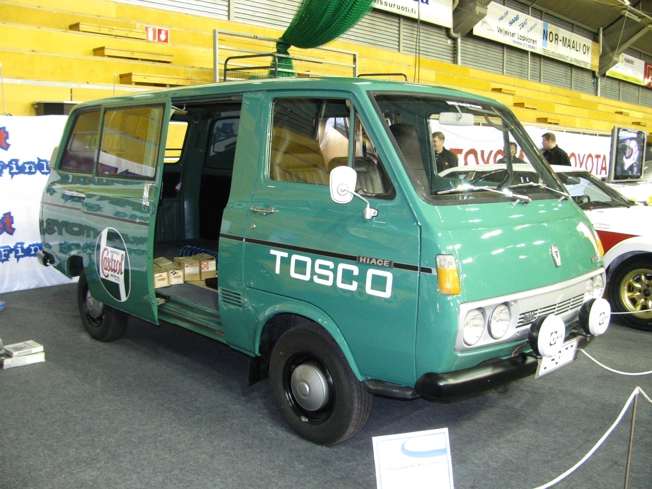 Toyota Quantum Custom