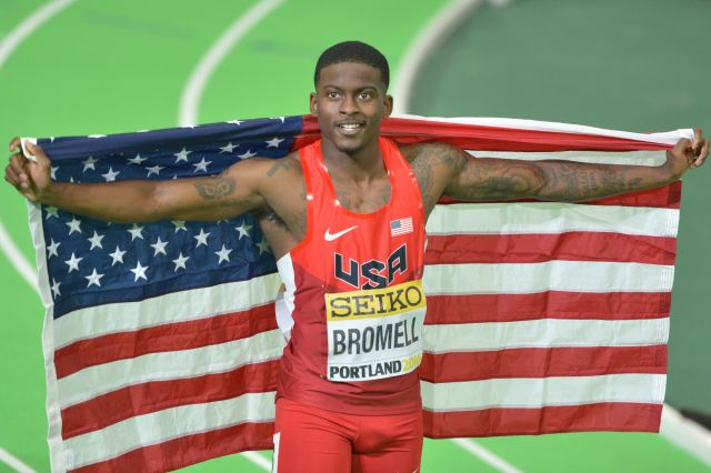 Image illustrative de l'article Trayvon Bromell