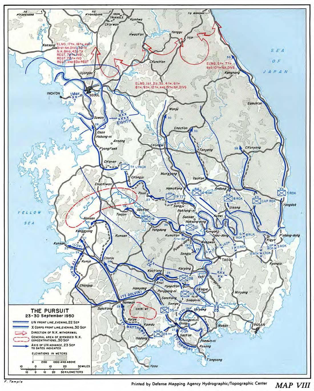 UN September 1950 counteroffensive - Wikipedia