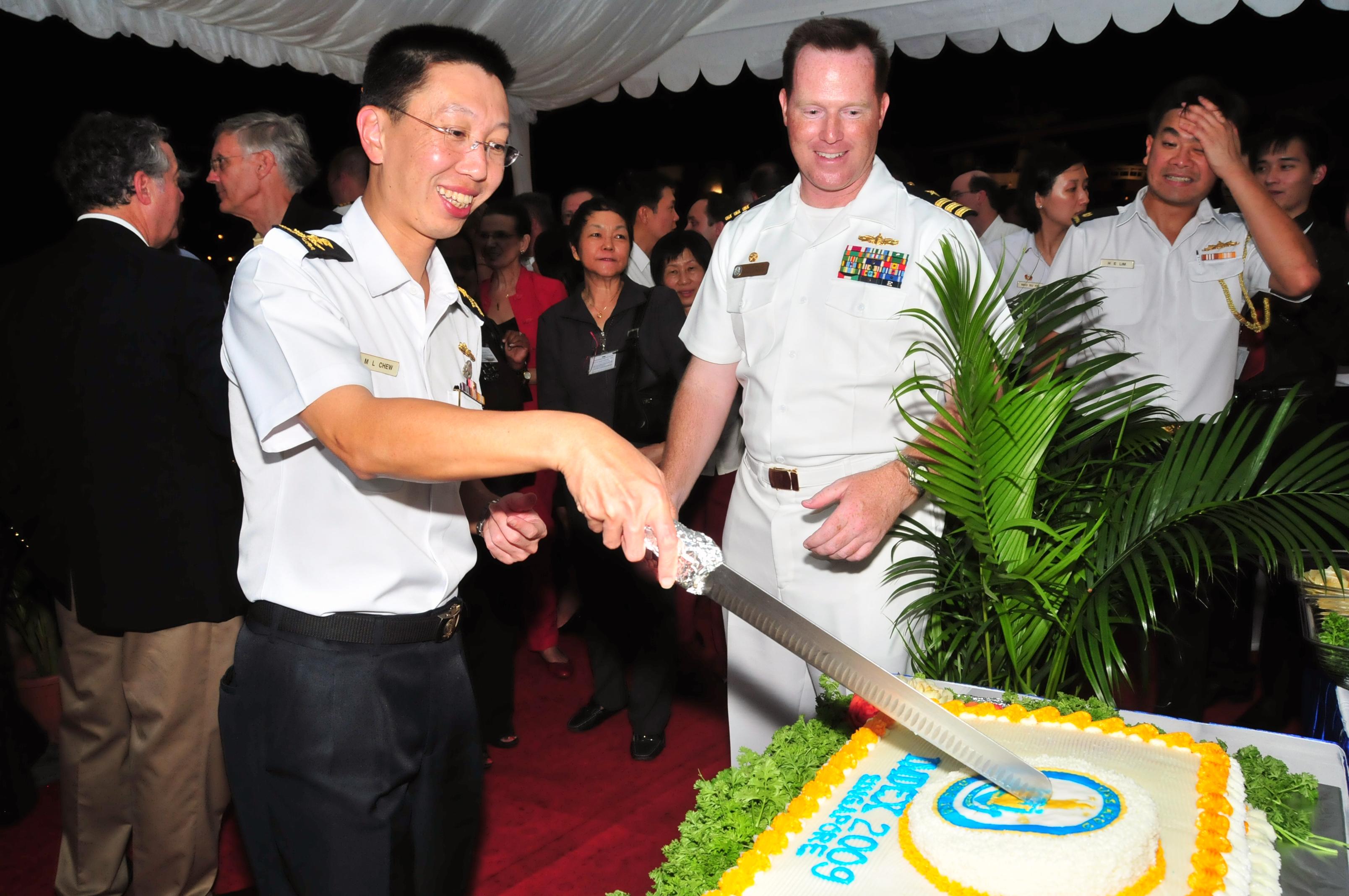 Navy Cake Cutting Ceremony Script