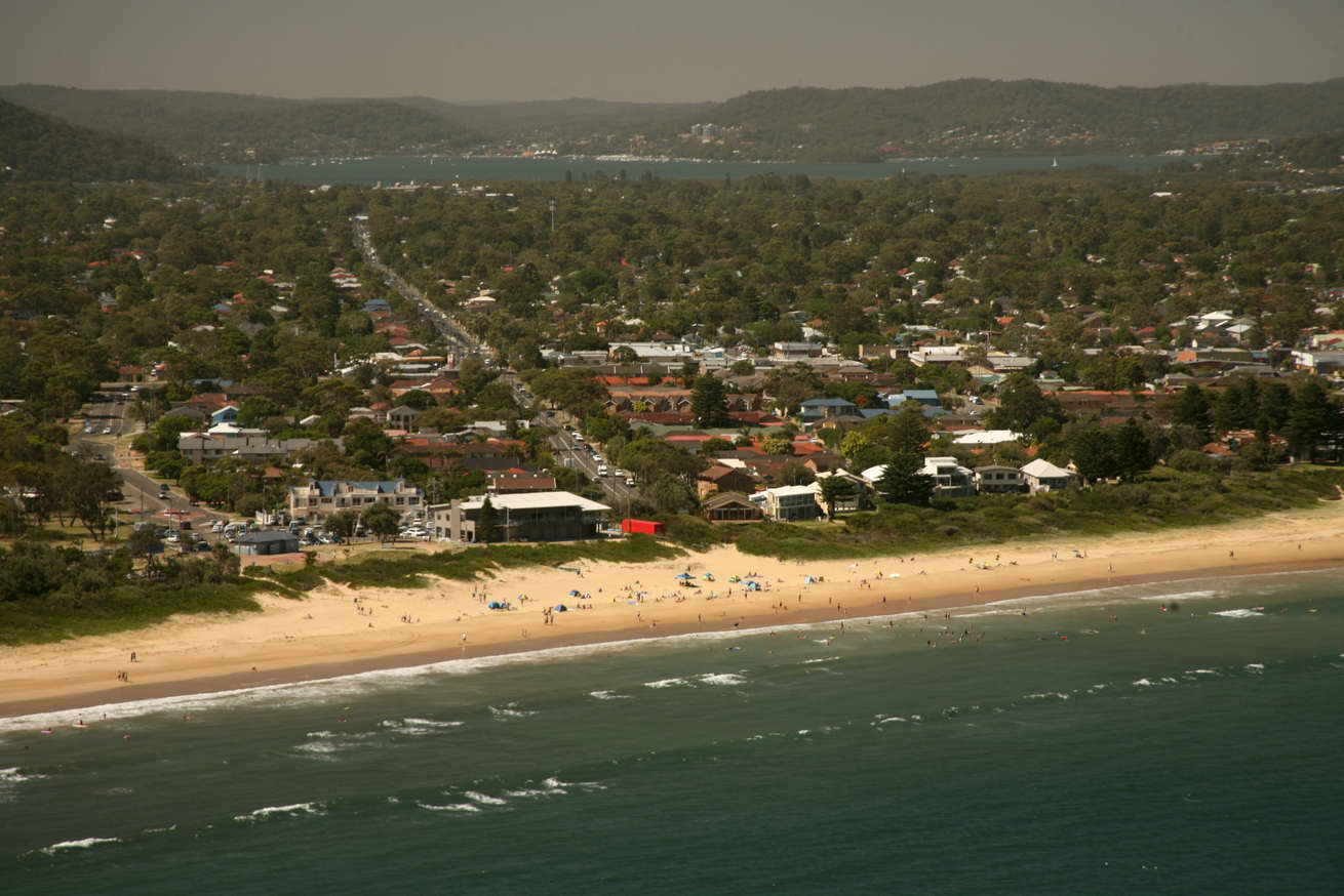 Where is umina beach