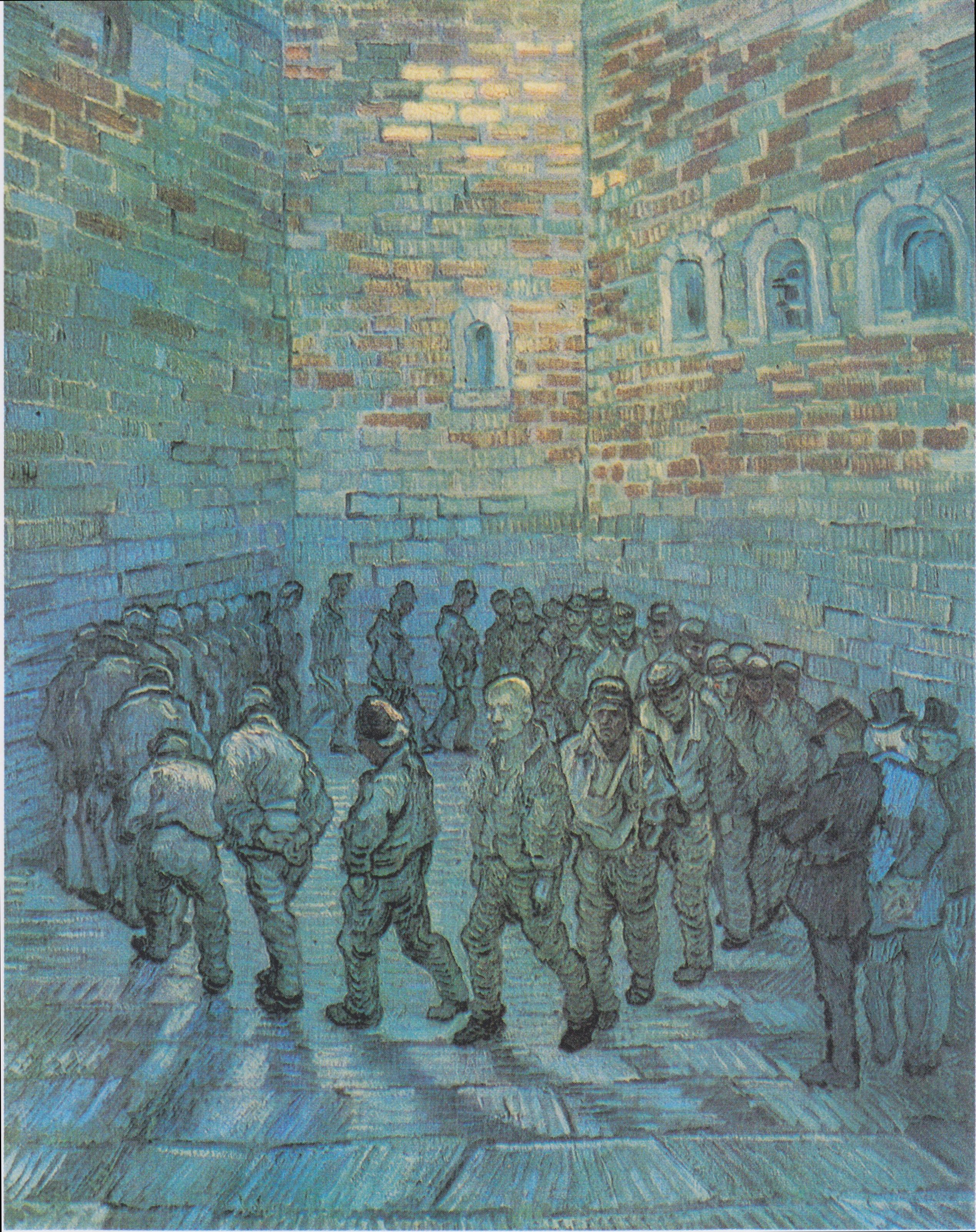 File:Van Gogh - Runde der Gefangenen (nach Doré).jpeg - Wikimedia ...