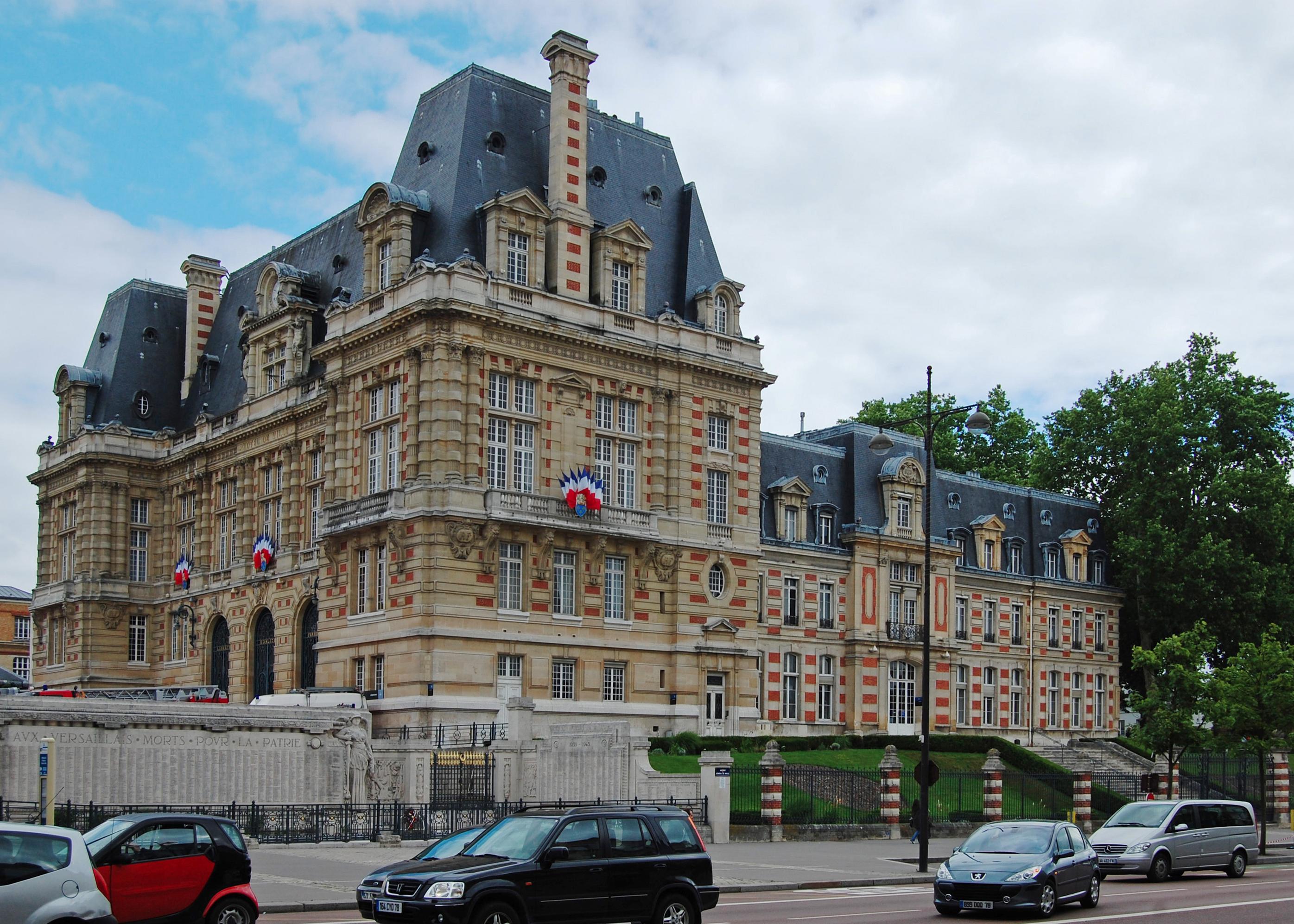 Photos de union mairies des yvelines versailles 78000 for Villes des yvelines