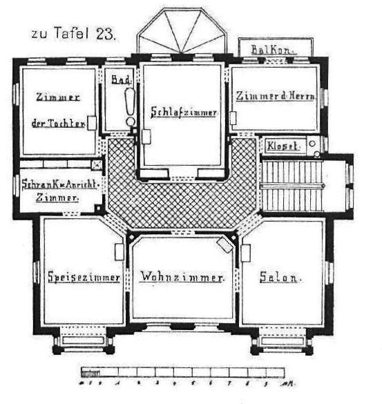 Moderne architektur villa grundriss  Datei:Villa Rümelin in der Wilhelmstraße Heilbronn, Architekten ...