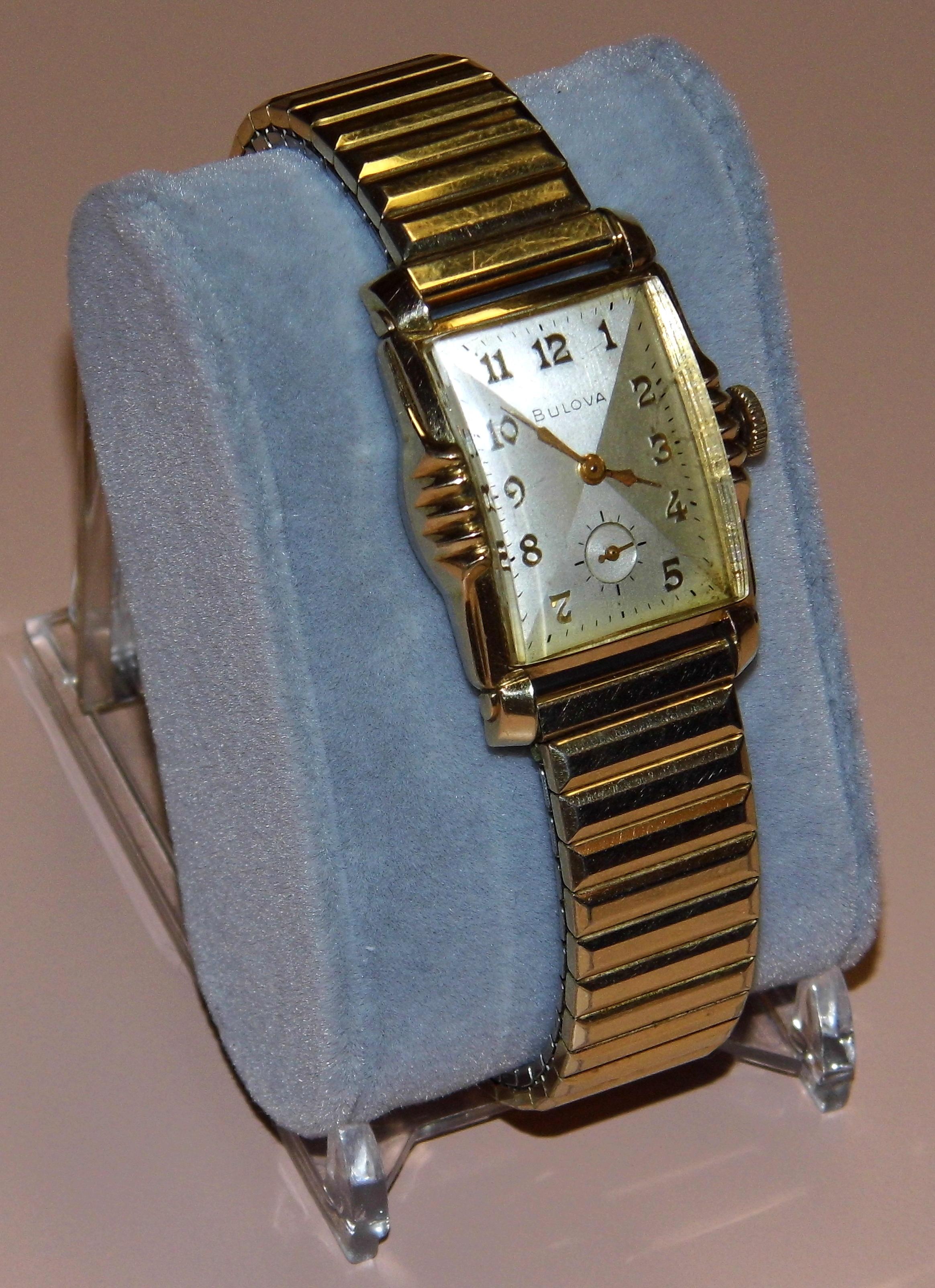 Antique Bulova Wrist Watches