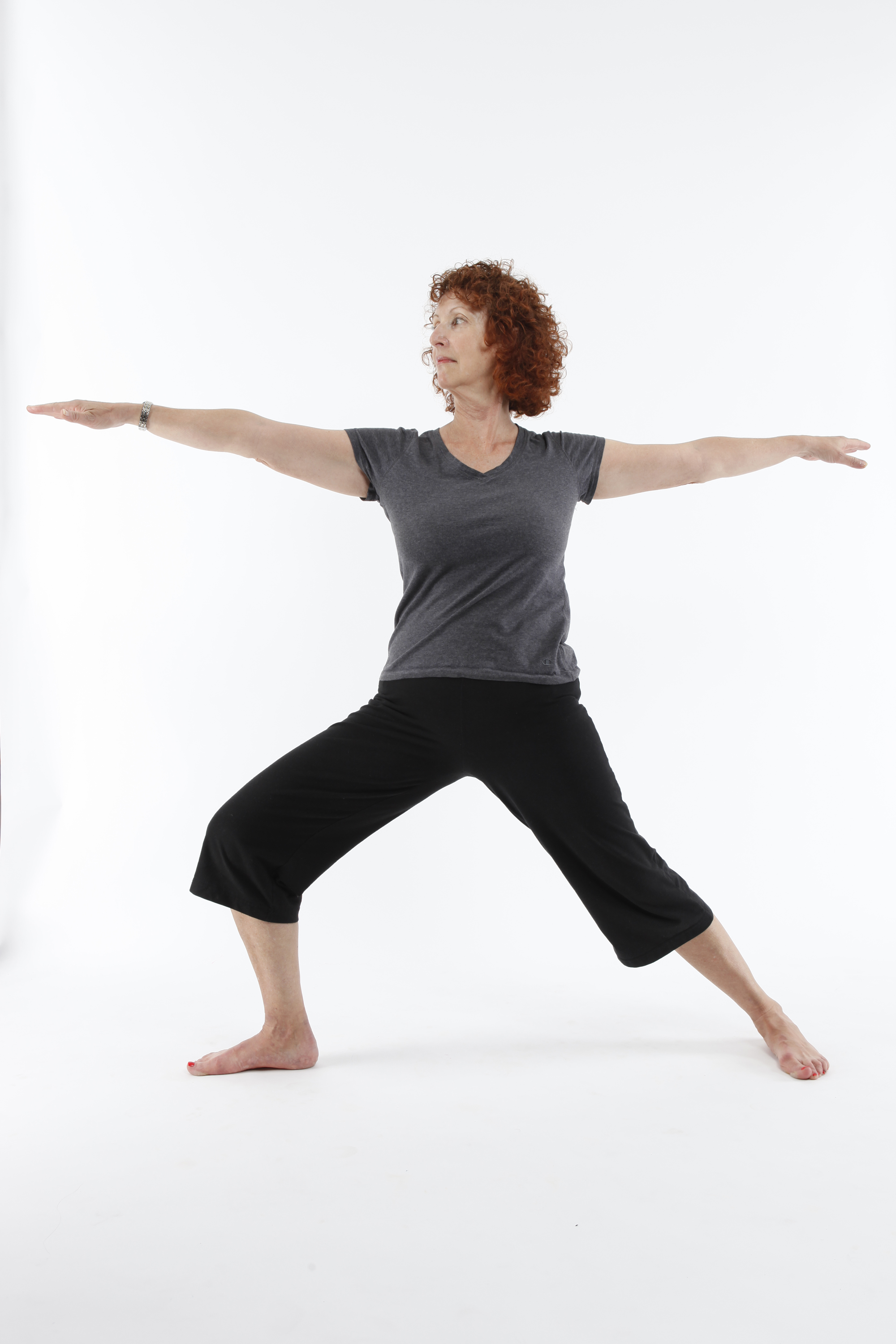 #17: Do Yoga @ The Rec – THE OTHER BUCKET  Warrior 2 Pose