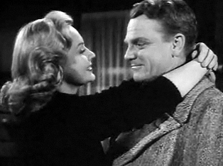 Virginia Mayo and James Cagney in White Heat trailer.jpg
