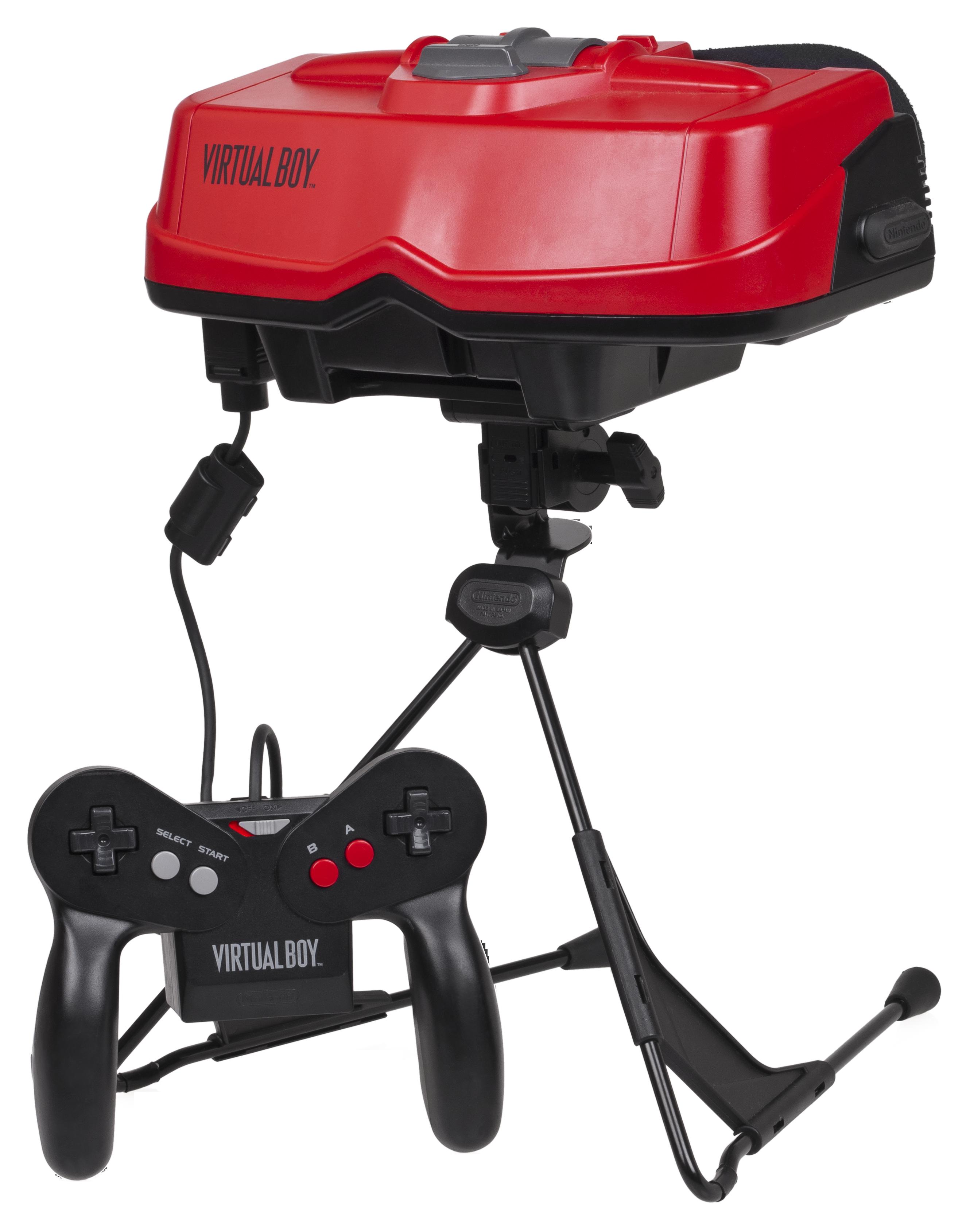 Der Nintendo Virtual Boy 1995