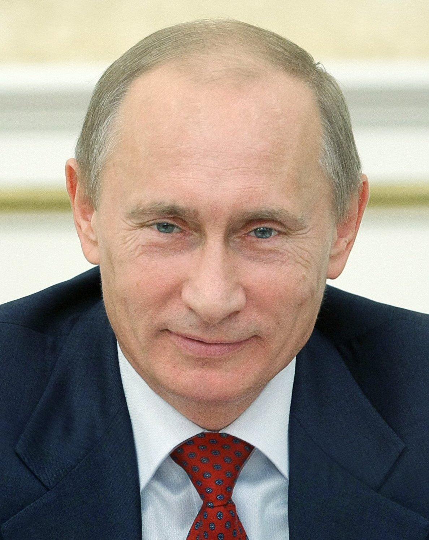 ولادیمر پوتین
