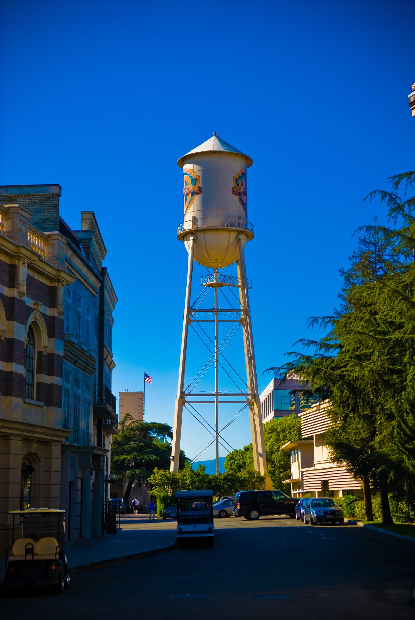 Warner Brothers Tour Hollywood