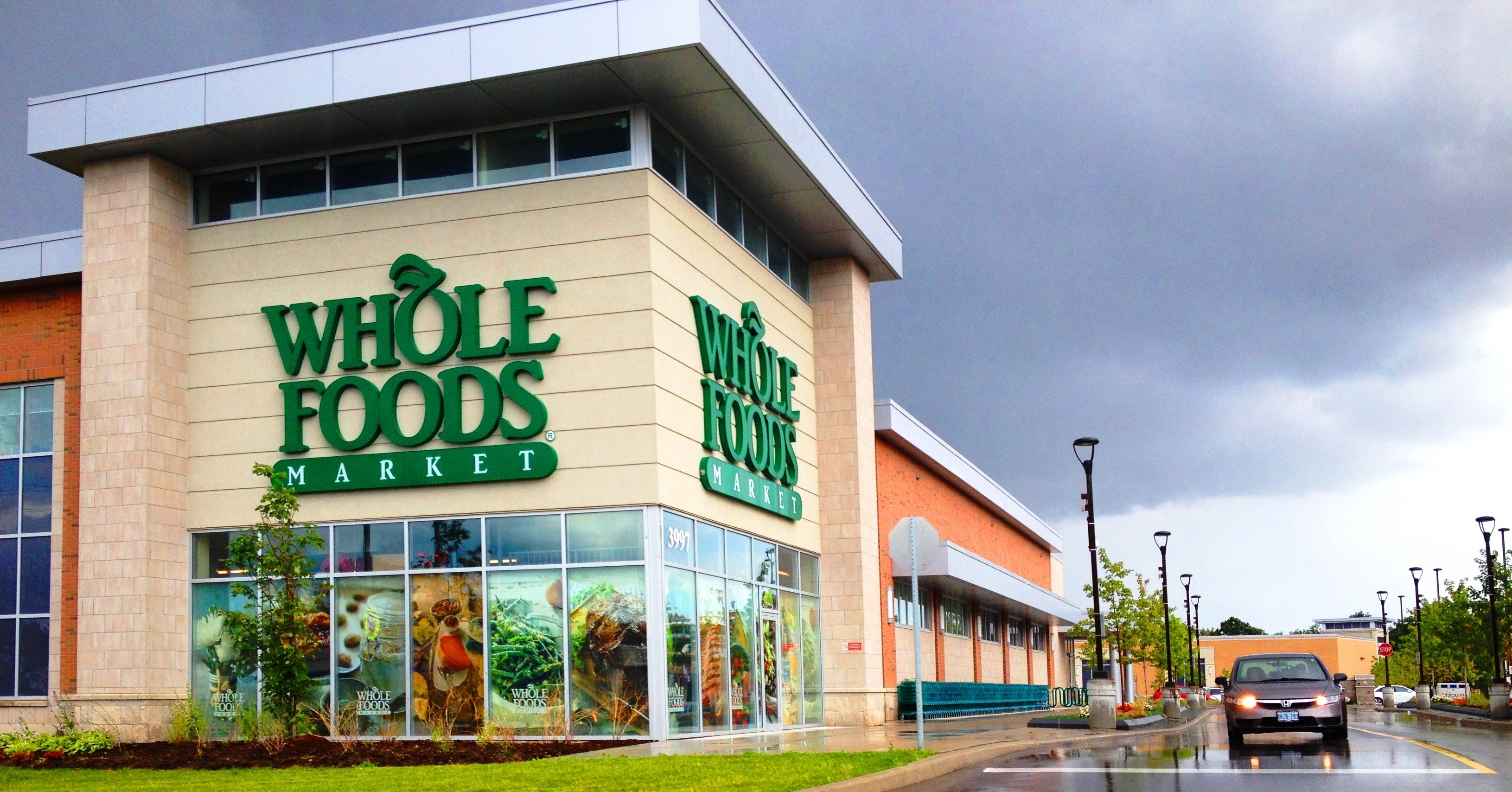 Amazon Whole Foods Prices Monday