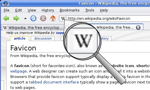 Favicon - Wikipedia