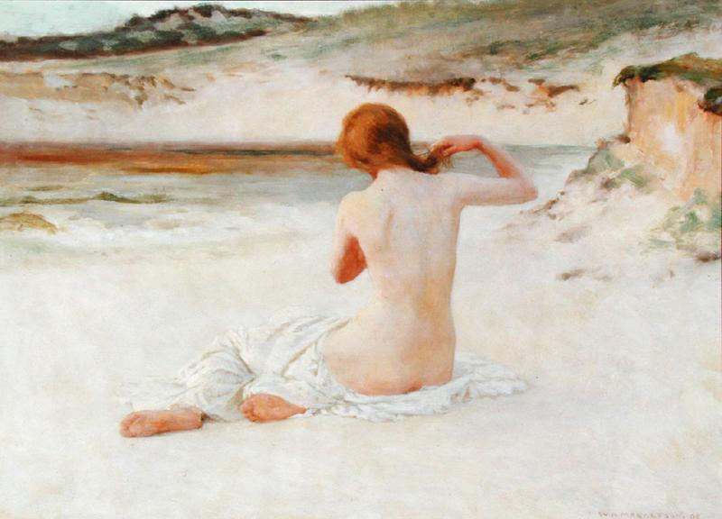 https://upload.wikimedia.org/wikipedia/commons/1/1d/William_Henry_Margetson_A_summer_evening.jpg