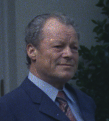 Willy Brandt e 1973