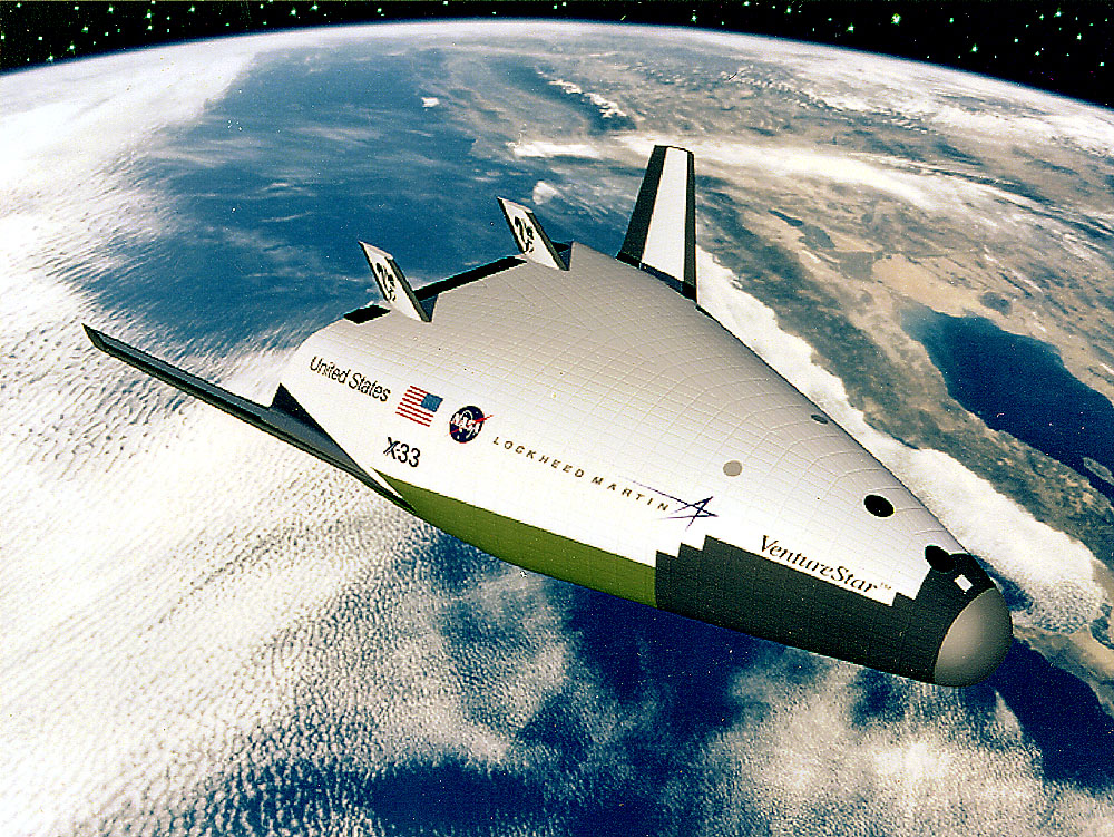 space shuttle x33 - photo #7