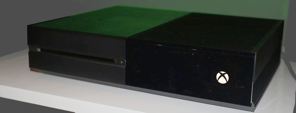 File:Xbox One front side view png - Wikimedia Commons