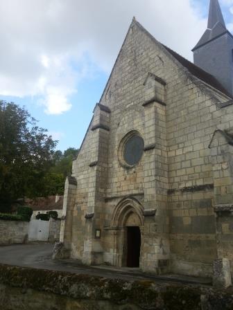 Église Saint-Antoine de Montgobert