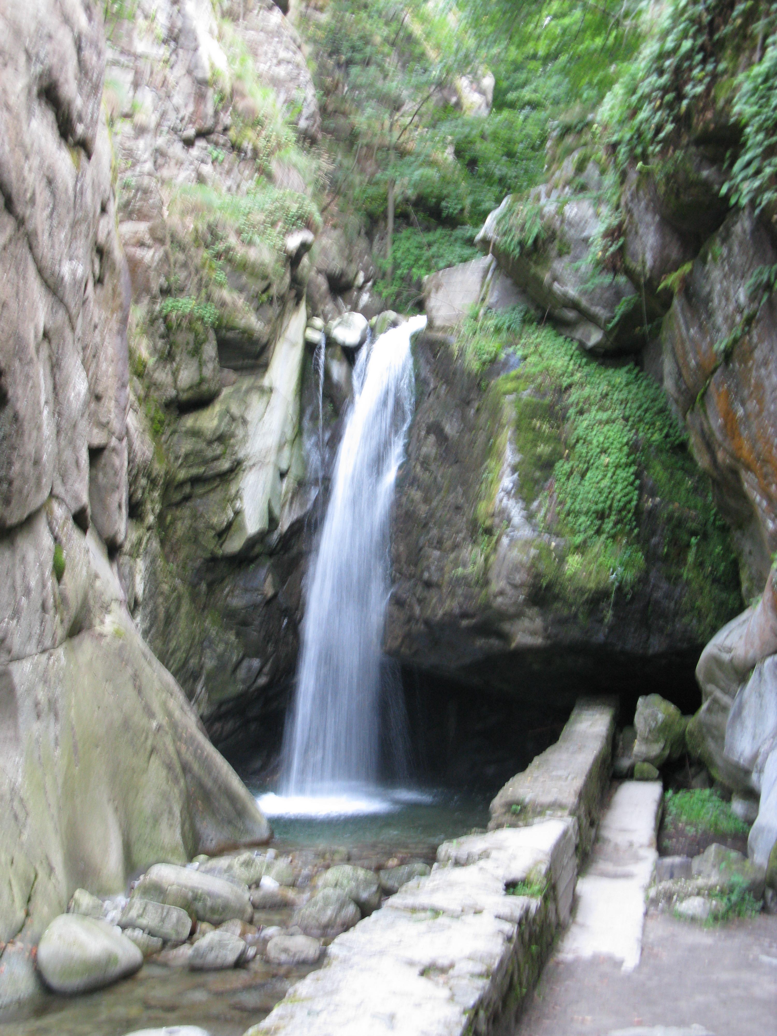 Описание костенски водопад